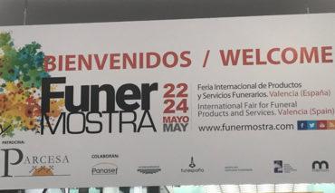 <H4>FUNERMOSTRA: FERIA INTERNACIONAL <BR> DE PRODUCTOS Y SERVICICIOS <BR> FUNERARIOS</H4>